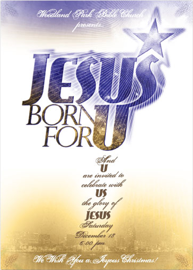 Jesus Born For U
