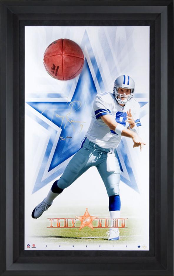 Tony Romo Breaking Through