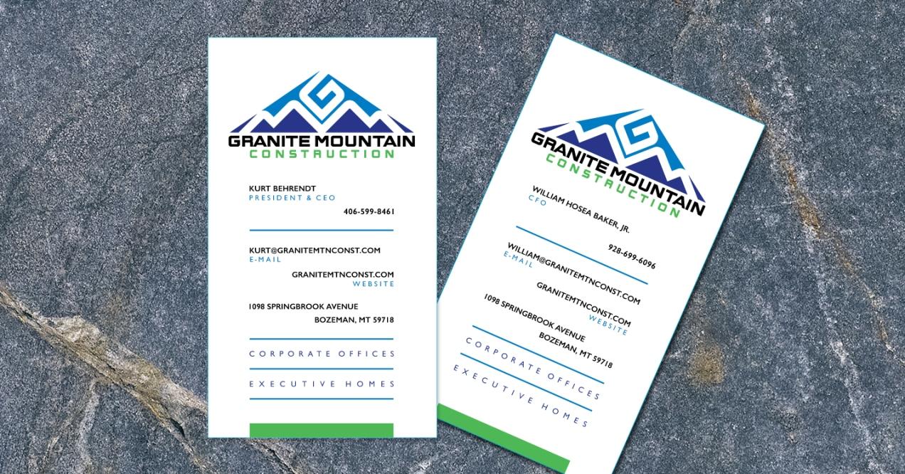 granitebusiness-cards